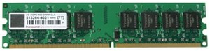 Transcend 2GB DDR2 RAM Desktops