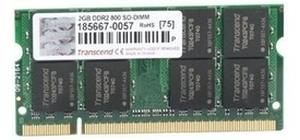 Transcend DDR2 2 GB Laptop RAM
