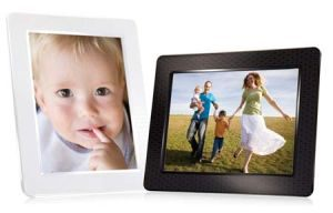 "Transcend 8"" Digital Photo Frame"