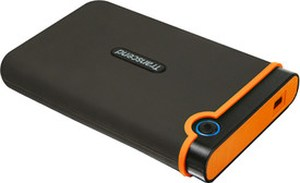 Transcend 2.5 inch 750 GB External Hard Disk