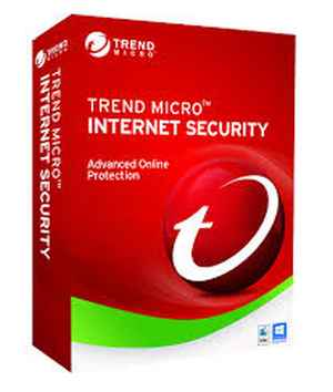 Trend Micro 2017 Internet Security Software
