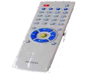 Common Universal Remote Control for All Hytech Beetel Frontech TV Tuners