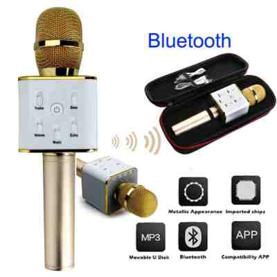 Ubon Blutooth Microphone | Ubon GT-270 Karaoke Microphone Price 23 Mar 2019 Ubon Blutooth Mic|speaker| Microphone online shop - HelpingIndia
