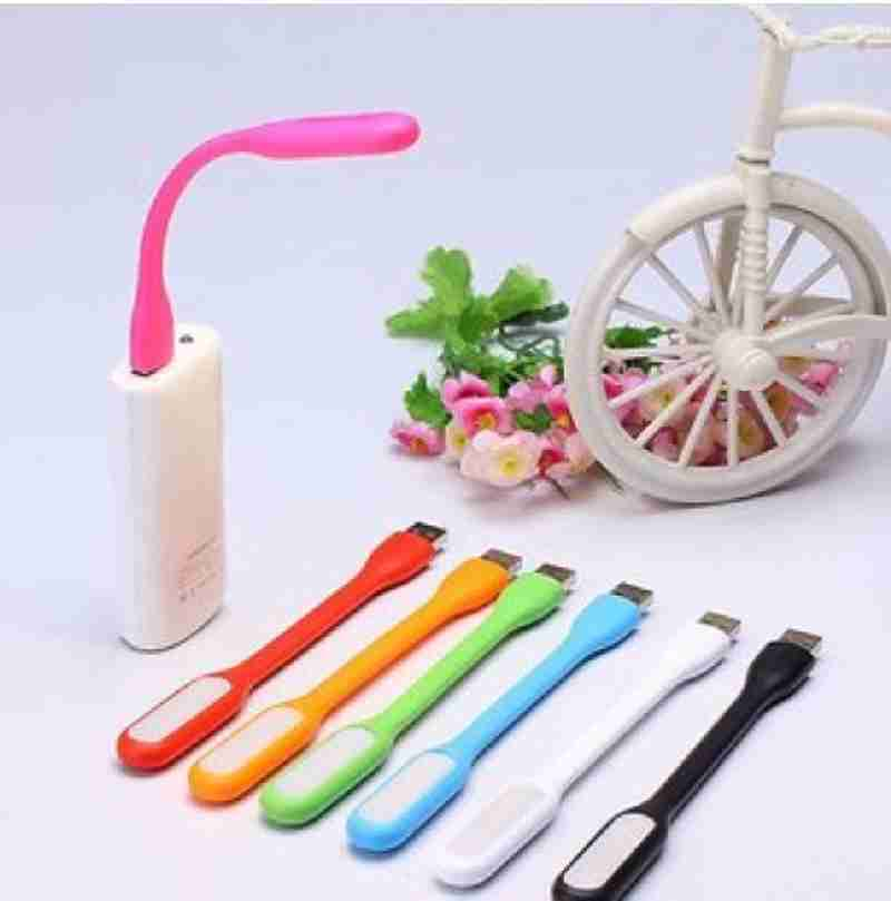 Flexible USB MultiColor LED Light Lamp Light