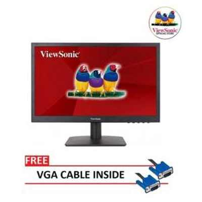 Viewsonic VA1903A 18.5 inch Widescreen LED Monitor