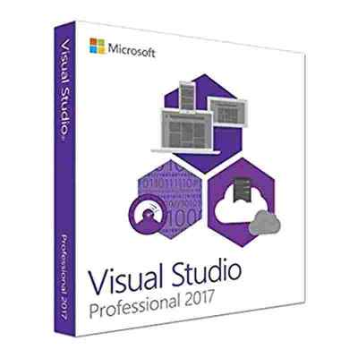 Microsoft Visual Studio 2017 Professional OLP Licence ESD Software
