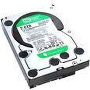 WD 2TB Internal Desktop Hard Disk Drive SATA HDD