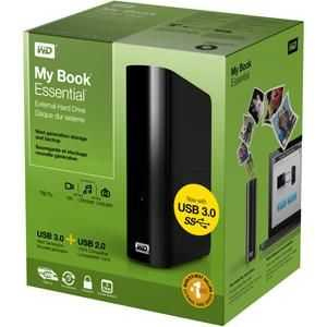 "Western Digital WD 2TB My Book Essential USB 3.5"" HDD USB 3.0"