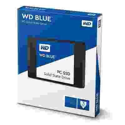 Western Digital 500GB SATA III 6Gb Solid state drive Internal SSD