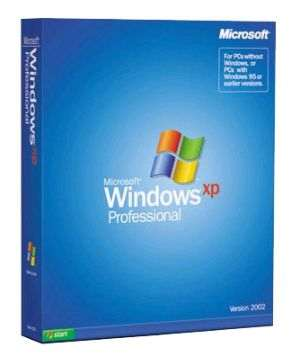 MS Windows XP SP3 Professional Software CD