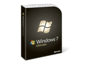 Microsoft Windows 7 Ultimate 32/64 Original OEM Pack DVD