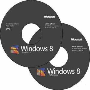 Microsoft MS Windows 8 Professional DVD OEM Box Software