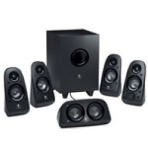 ▷Z 506 Speaker | Logitech Z506 Surround Speakers Price@Logitech 506 Sound Speakers Market Shop - HelpingIndia