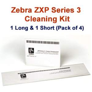 Zebra ZXP Series 3 Cleaning Kit