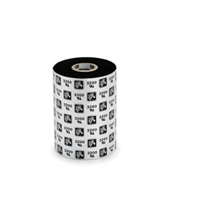 Zebra Thermal Transfer Wax Resin Printer Ink Ribbon