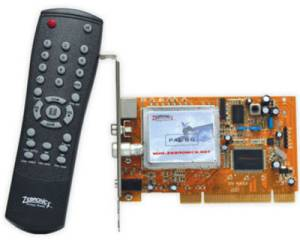 Zebronics PCI Internal TV-tuner for Desktops