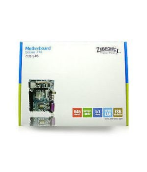 Buy Zebronics Intel 945 Motherboard@lowest Price Zebronics 915 Motherboard Online Computer Market Shop Zebronics 915 2 Motherboard best offers list
