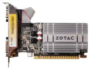ZOTAC NVIDIA GeForce GT210 1 GB DDR3 Graphics Card