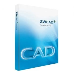 ZWCAD+ Plus 2015 Professional Software Call for Best Price