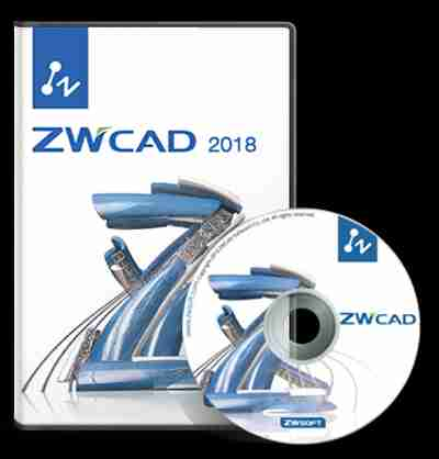 ZWCAD 2018 Professional 3D Software