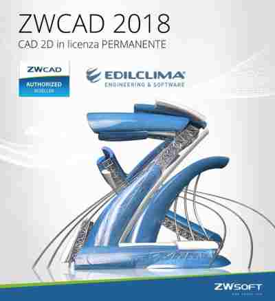 ZWCAD 2018 Standard 2D Software ESD Call for Best Price
