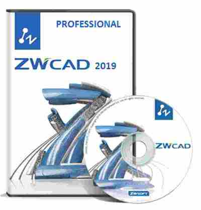 ZWCAD 2019 Professional 3D Software